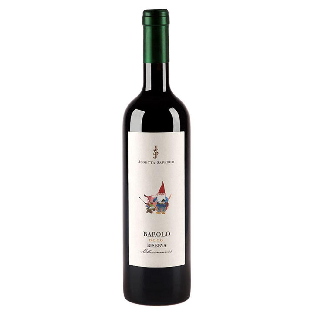 BAROLO DOCG RISERVA 2011 MILLENOVECENTO48 | Vino Social ...