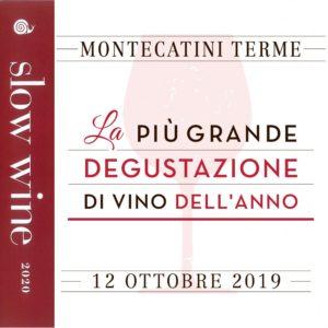 Presentazione Guida SlowWine 2020 Montecatini